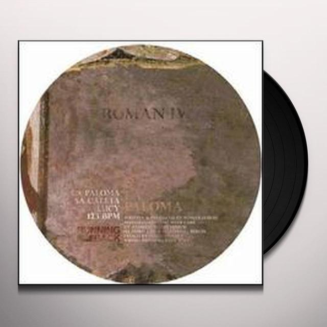 Roman Iv PALOMA (EP) Vinyl Record