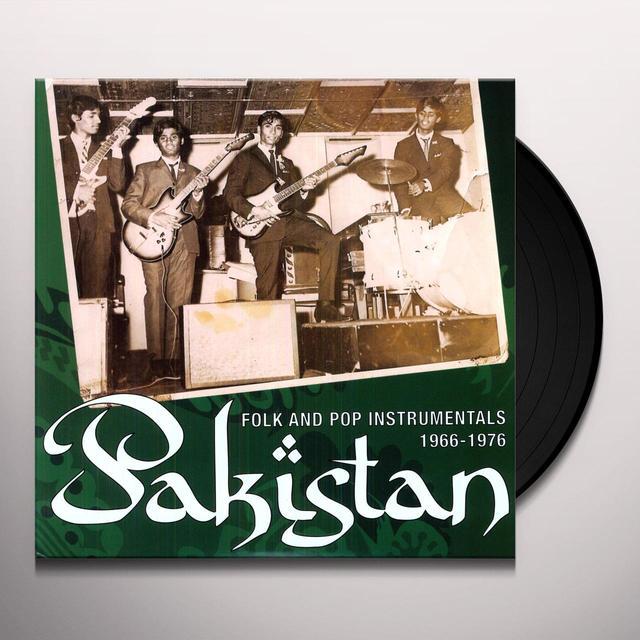 PAKISTAN: FOLK & POP INSTRUMENTALS 1966-1976 / VAR Vinyl Record