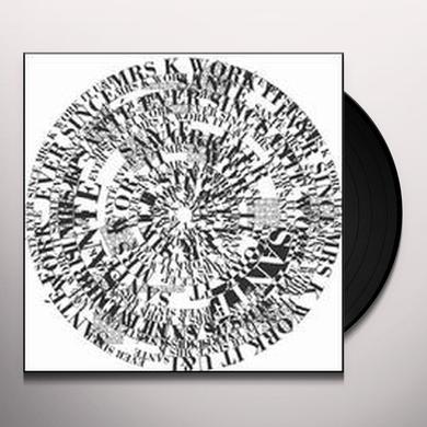 Sante EVER SINCE (EP) Vinyl Record