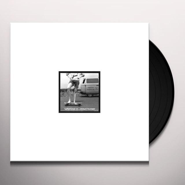 Kellerkind Vs Animal Trainer SWISS EDITION (EP) Vinyl Record