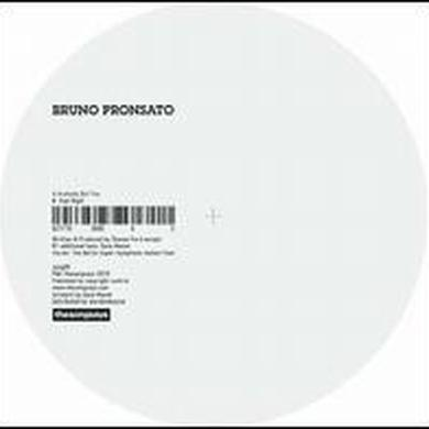Bruno Pronsato ANYBODY BUT YOU / FEEL RIGHT Vinyl Record