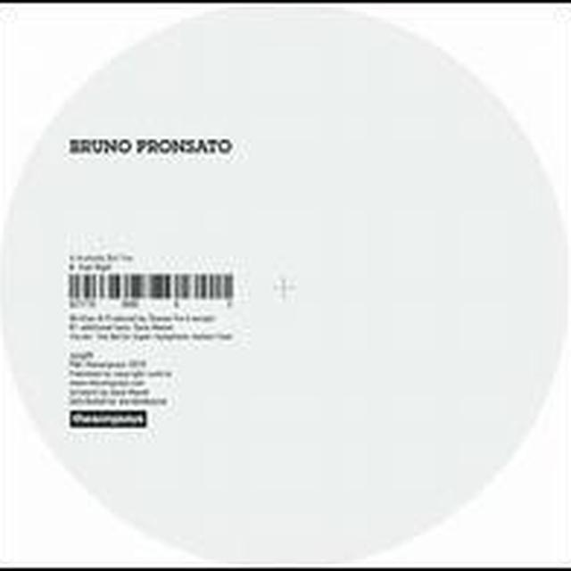 Bruno Pronsato ANYBODY BUT YOU / FEEL RIGHT Vinyl Record