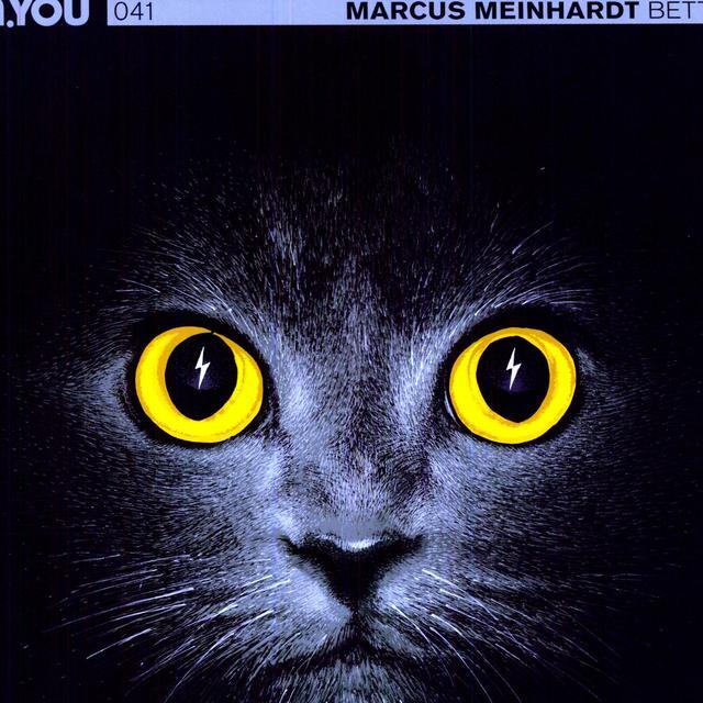 Marcus Meinhardt BETTER NOT Vinyl Record