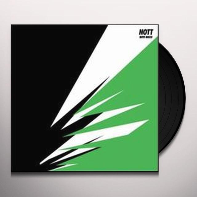 Boys Noize NOTT & TROOPER (EP) Vinyl Record