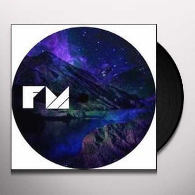 February & Mars DRAGONFLIES (EP) Vinyl Record