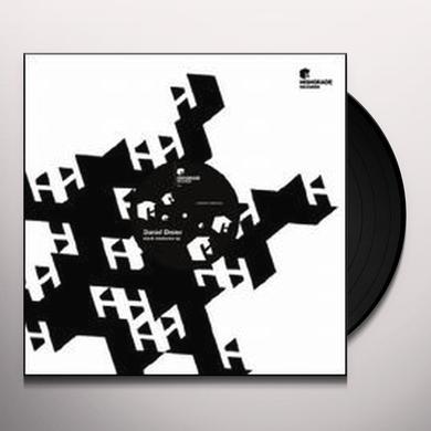 Daniel Dreier BLACK MADONNA Vinyl Record