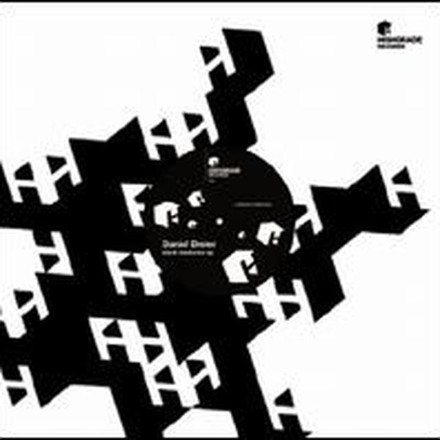 Daniel Dreier BLACK MADONNA (EP) Vinyl Record