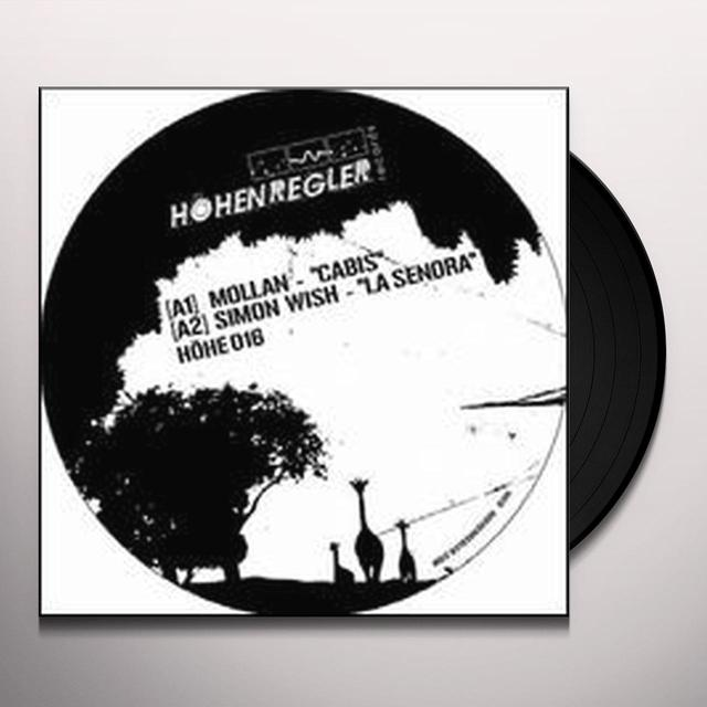 CABIS & LA SENORA / VARIOUS ARTISTS (EP) Vinyl Record
