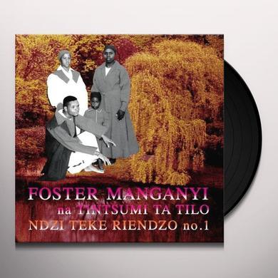 Foster Manganyi NDZI TEKE RIENDZO 1 Vinyl Record