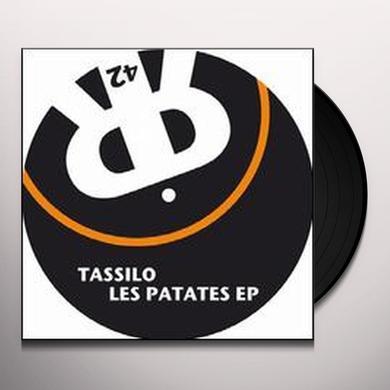 Tassilo PATATES (EP) Vinyl Record
