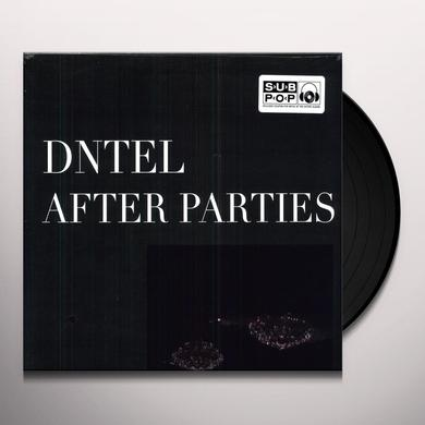 Dntel AFTER PARTIES 2 Vinyl Record