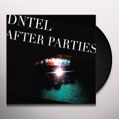 Dntel AFTER PARTIES 1 Vinyl Record