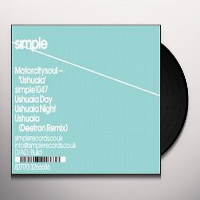 Motorcitysoul USHUAIA Vinyl Record