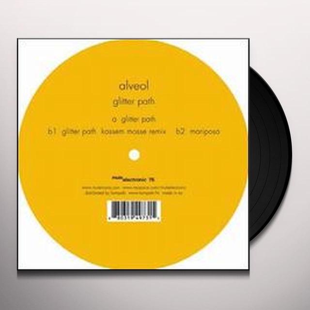 Alveol GLITTER PATH (EP) Vinyl Record