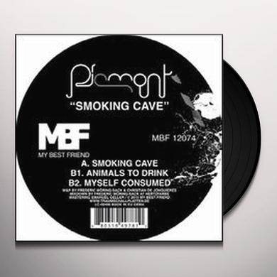 Piemont SMOKING CAVE (EP) Vinyl Record