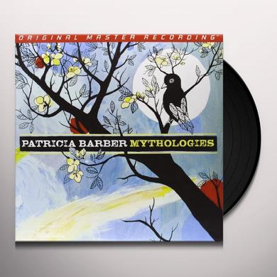 Patricia Barber MYTHOLOGIES Vinyl Record