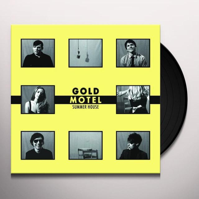 Gold Motel SUMMER HOUSE Vinyl Record