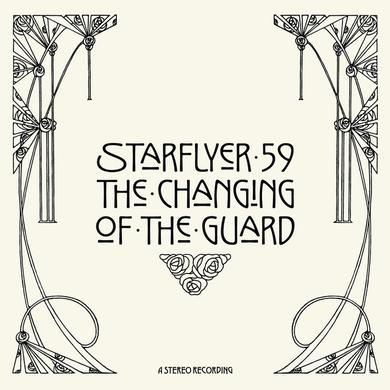 Starflyer 59 CHANGING OF THE GUARD Vinyl Record