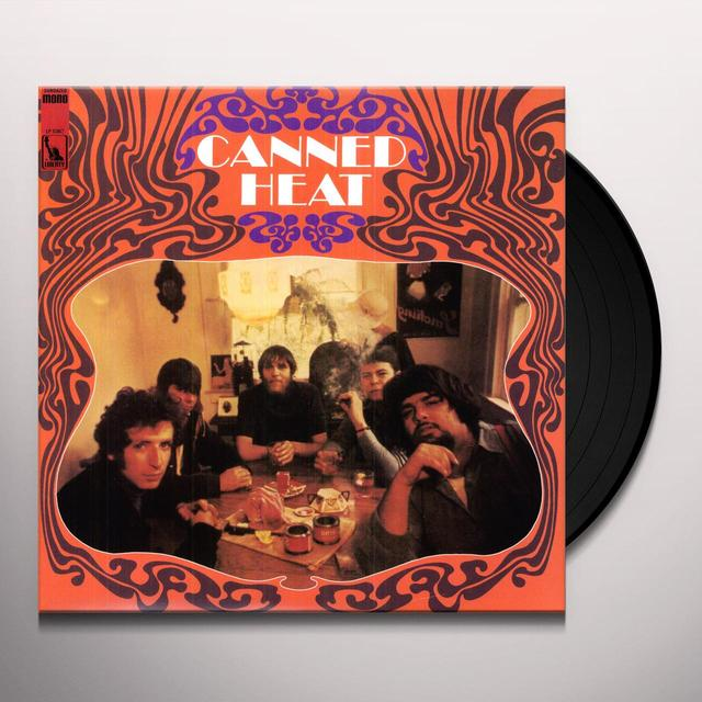 CANNED HEAT Vinyl Record