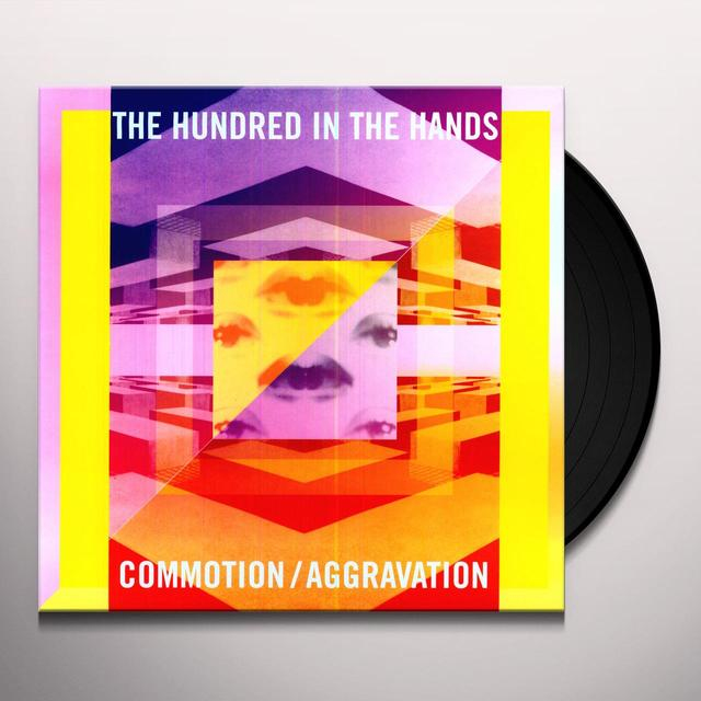 Hundred In The Hands COMMOTION Vinyl Record