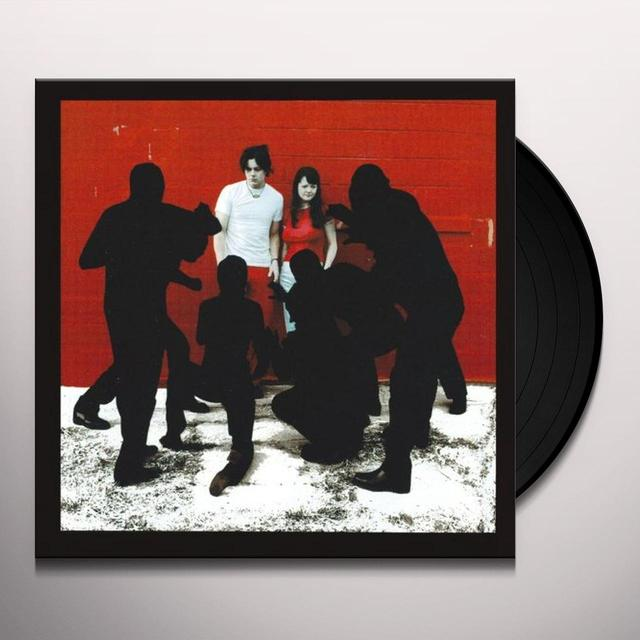 The White Stripes WHITE BLOOD CELLS Vinyl Record
