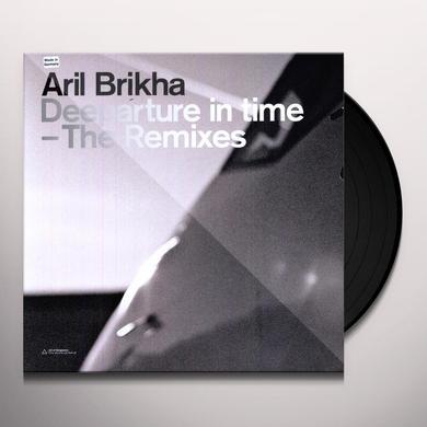 Aril Brikha DEEPARTURE IN TIME: REMIXES Vinyl Record