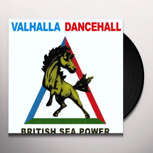 Valhalla Dancehall BRITISH SEA POWER Vinyl Record