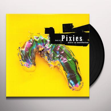 WAVE OF MUTILATION: THE BEST OF PIXIES Vinyl Record