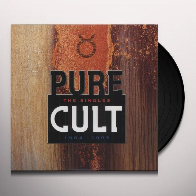 PURE CULT: THE SINGLES 1984-1995 Vinyl Record