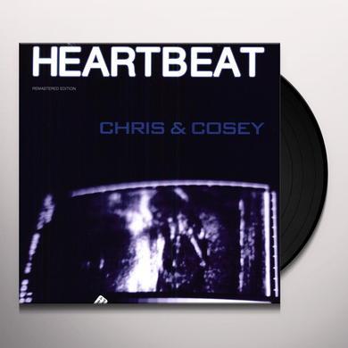 Chris & Cosey HEARTBEAT Vinyl Record