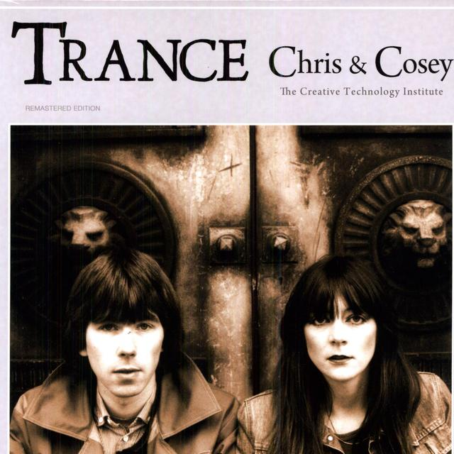 Chris & Cosey TRANCE Vinyl Record