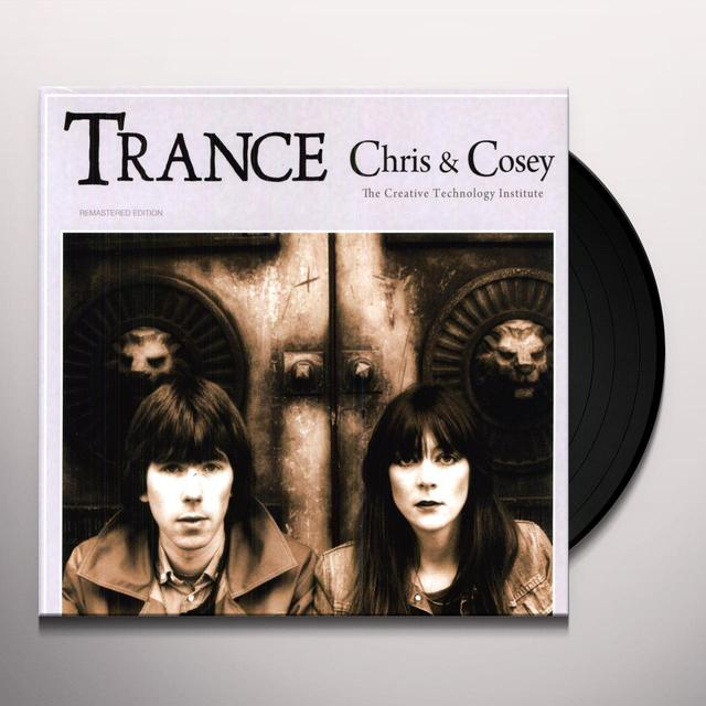 Chris & Cosey TRANCE Vinyl Record