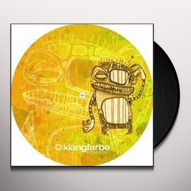 Jules & Moss NOKE (EP) Vinyl Record