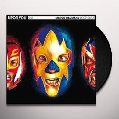 Marco Resmann DROP OUTZ (EP) Vinyl Record