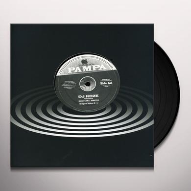 Nathan / Dj Koze Fake XMAS RUSH / MI CYAAN BELIEVE (EP) Vinyl Record