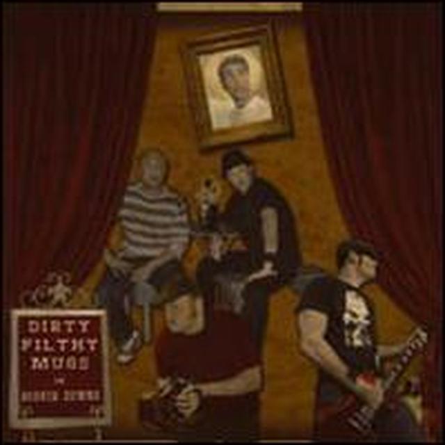 Dirty Filthy Mugs BODKIN DOWNS Vinyl Record