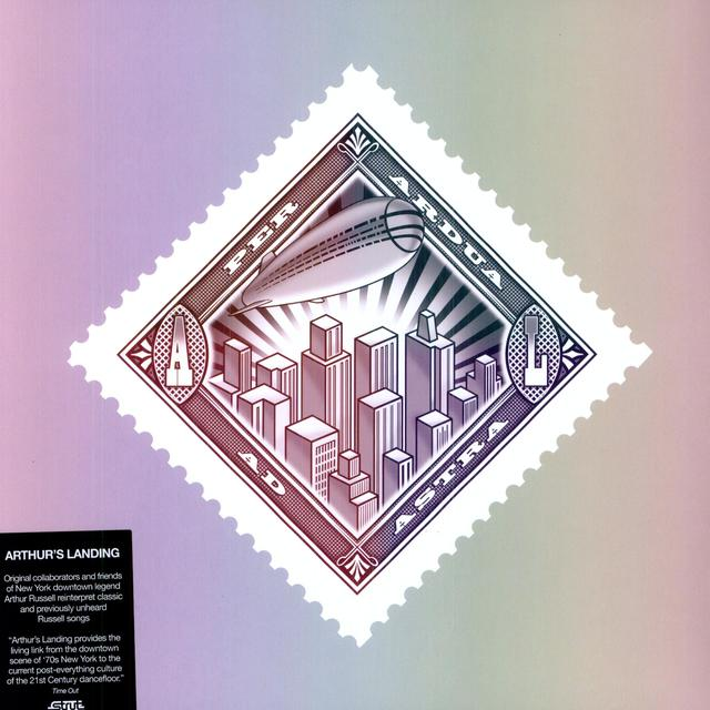 ARTHUR'S LANDING Vinyl Record
