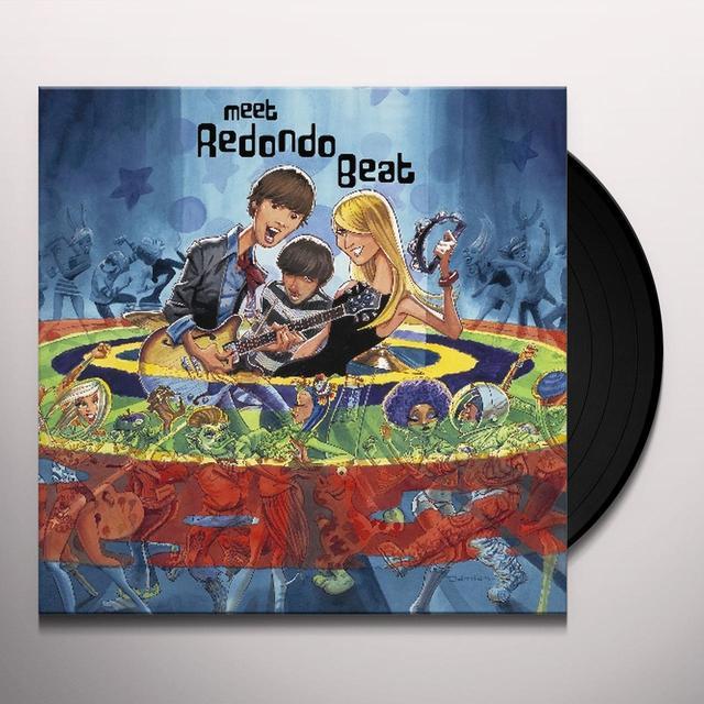 MEED REDONDO BEAT Vinyl Record
