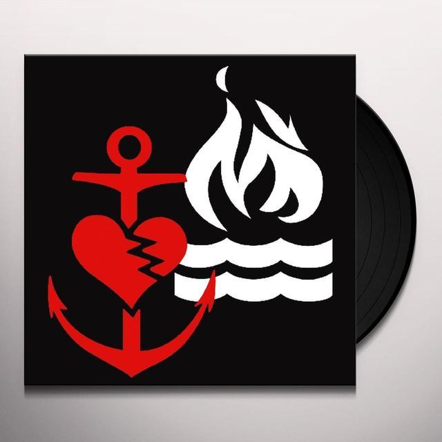 Bouncing Souls / Hot Water Music SPLIT Vinyl Record