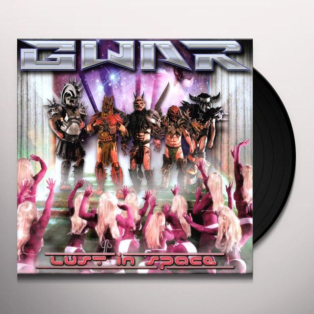 Gwar LUST IN SPACE Vinyl Record