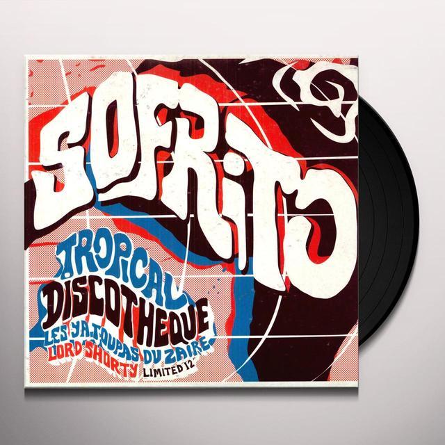 SOFRITO: TROPICAL DISCOTHEQUE / VARIOUS Vinyl Record