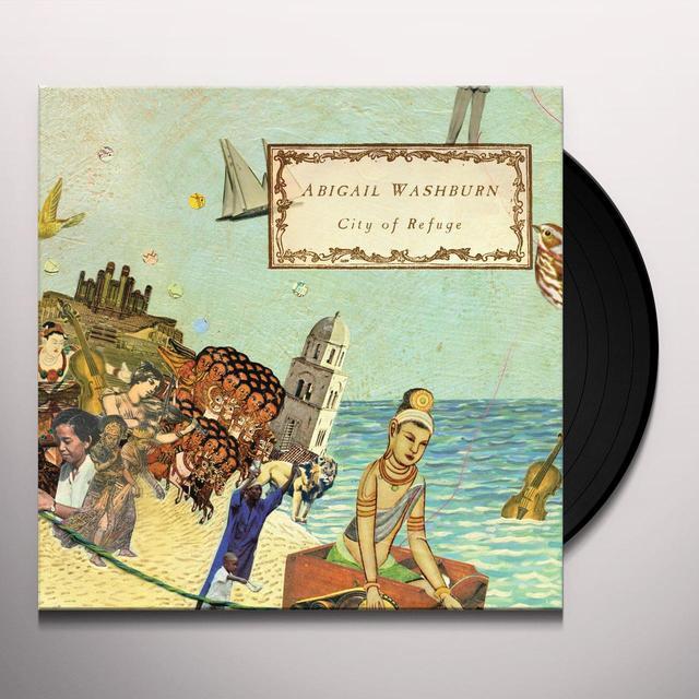 Abigail Washburn CITY OF REFUGE Vinyl Record