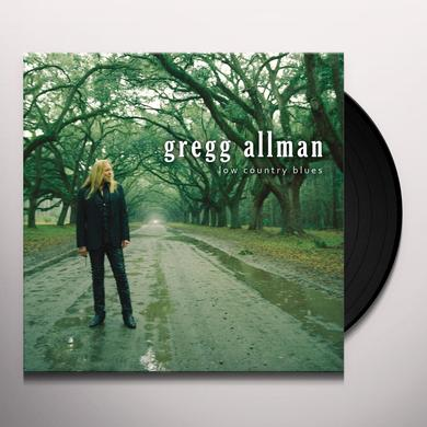 Gregg Allman LOW COUNTRY BLUES Vinyl Record