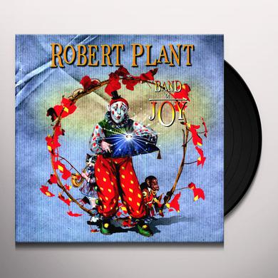 Robert Plant BAND OF JOY Vinyl Record