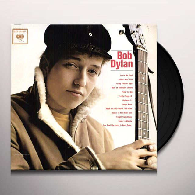 BOB DYLAN Vinyl Record - 180 Gram Pressing, Remastered