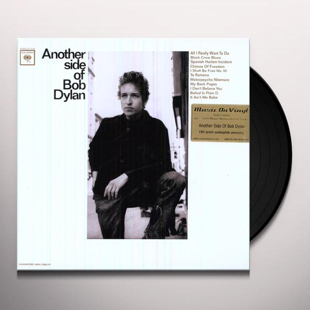 ANOTHER SIDE OF BOB DYLAN Vinyl Record - 180 Gram Pressing, Remastered
