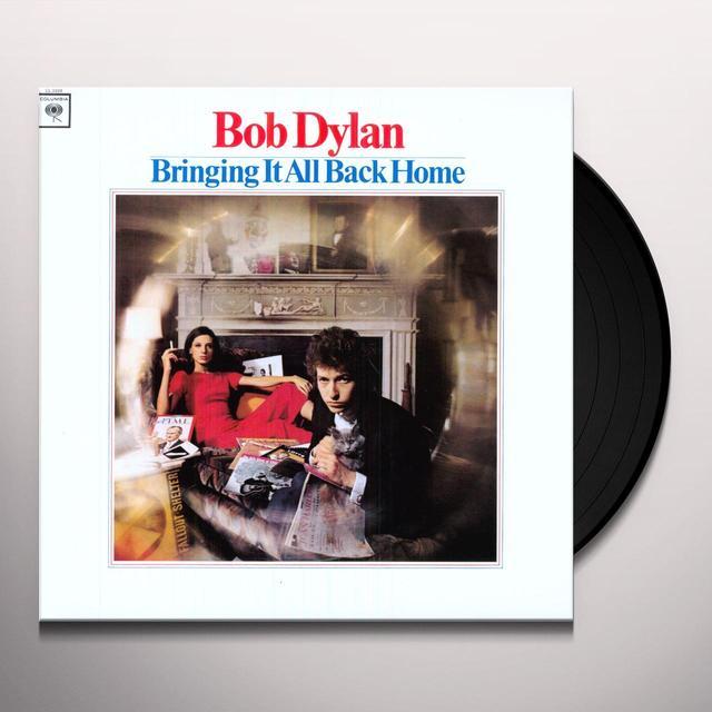 Bob Dylan BRINGING IT ALL BACK HOME Vinyl Record - 180 Gram Pressing, Remastered
