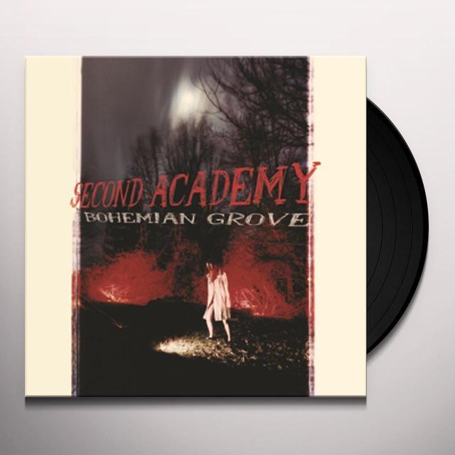 Second Academy BOHEMIAN GROVE Vinyl Record - w/CD