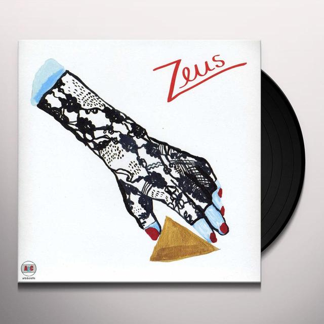 Zeus HOT UNDER THE COLLAR / AEROPLANE Vinyl Record