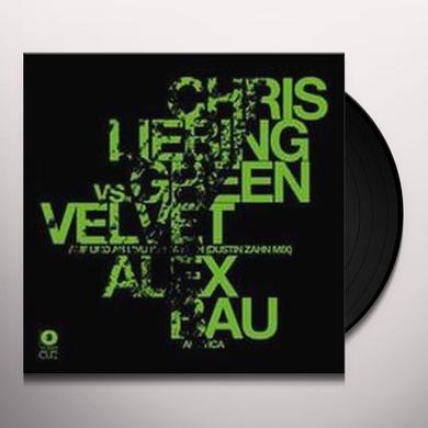Chris Liebing / Alex Green Velvet/ Bau AUF UND AB UND KINDA HIGH: DUSTIN ZAHN / ARCTICA Vinyl Record